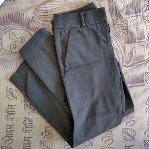 Loft Marisa Skinny Charcoal pants